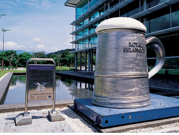 皇家雪兰莪锡蜡博物馆