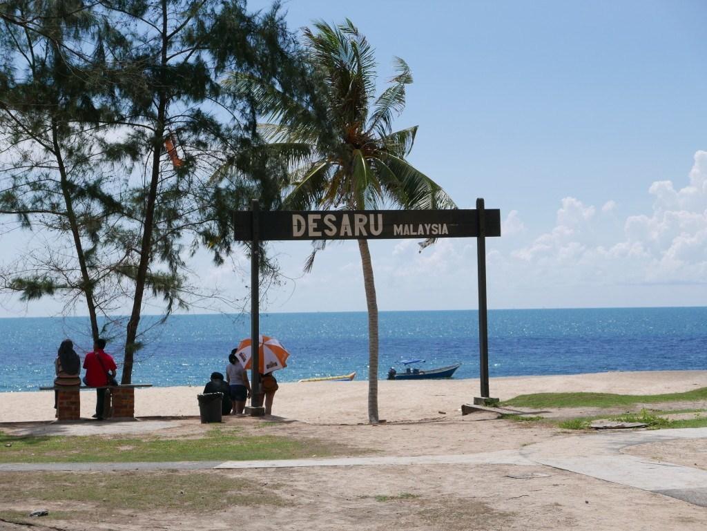 Desaru-beach